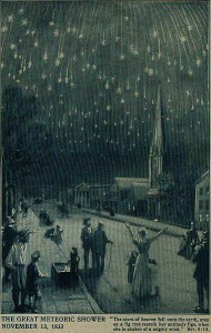 great Meteoric Shower 1833